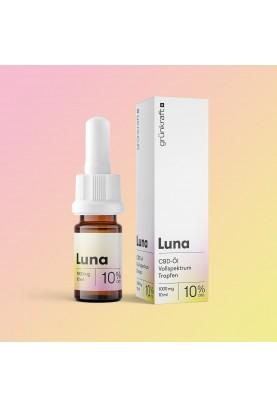 CBD-Öl Grünkraft Luna, 10 % CBD