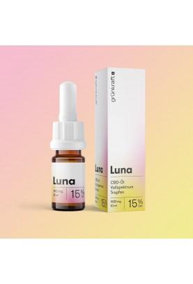 Full Spectrum CBD Oil 15 %  CBD: 15% / THC: 0.2%