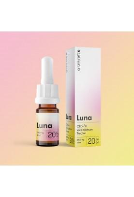 Full Spectrum CBD Oil 20 %  CBD: 20% / THC: 0.2%