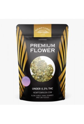 PREMIUM HEMP FLOWER - SOUR G CBG THC: 0.2% CBD: 5,8%