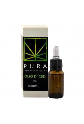 Pura CBD Oil 5%